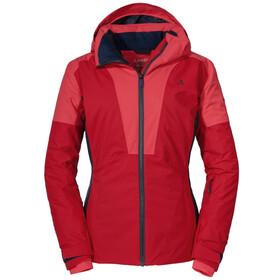 Schöffel Gargellen Veste De Ski Femme, rouge